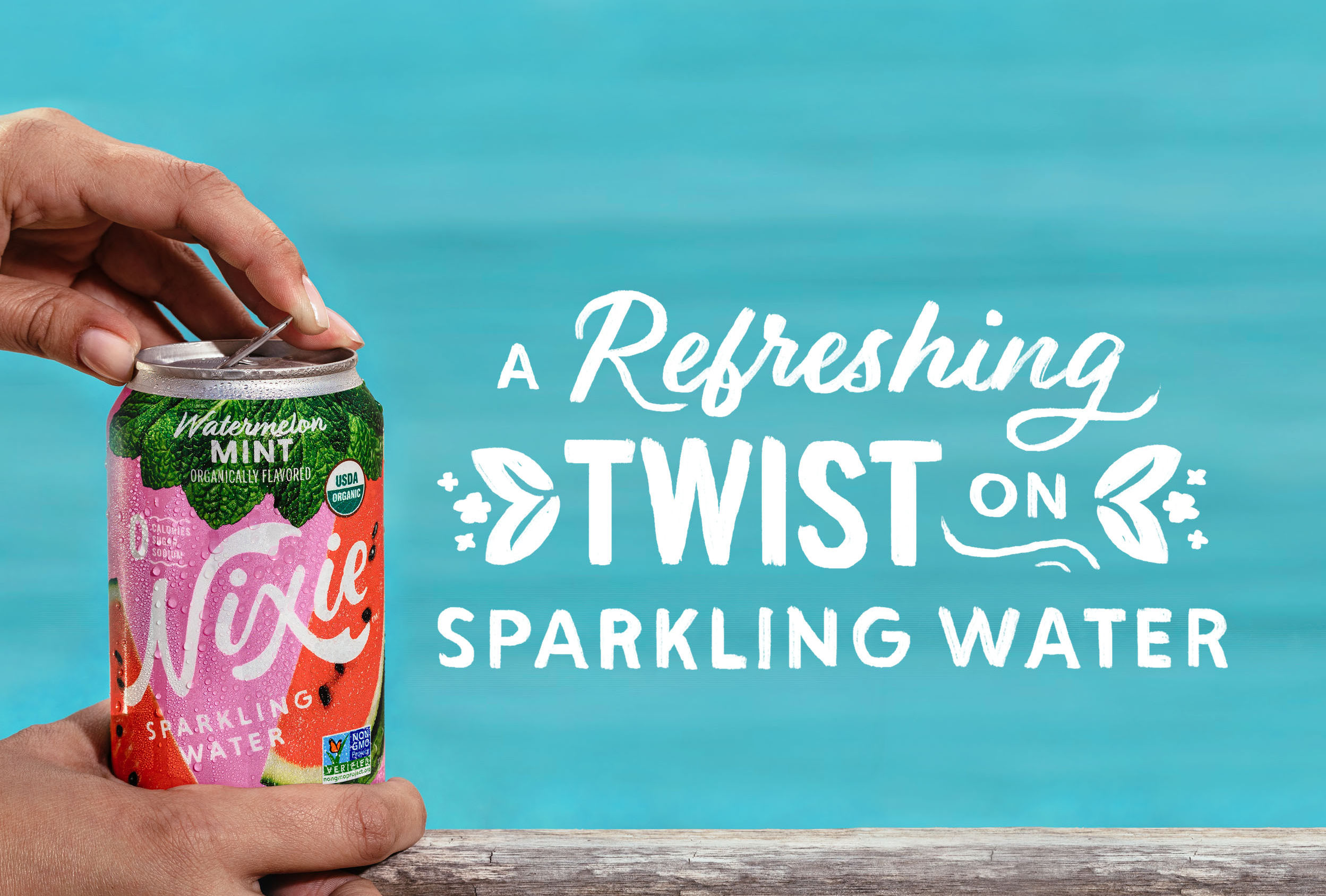 A Refreshing Twist on Sparkling Water