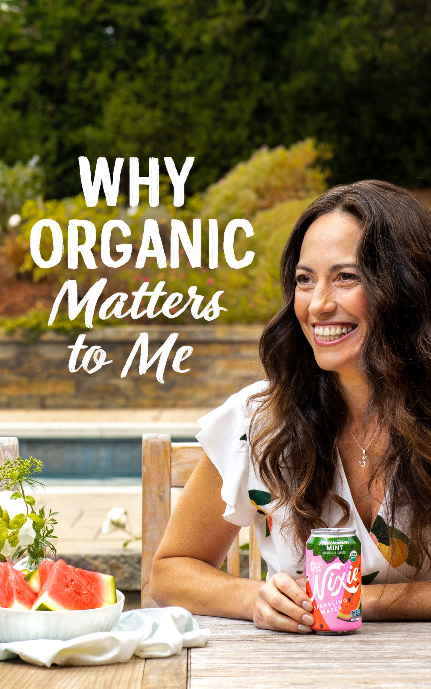 Why Organic Matters to Me